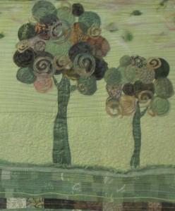 Trees of Hope by Helena Prokopova
