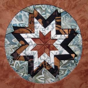 folded star3
