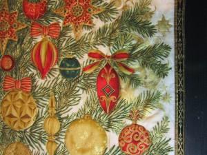 Christmas tree detail 2