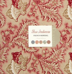 rue indienne fabric