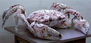 Joana Vasconcelos Crab