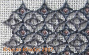 Wessex stitch pattern